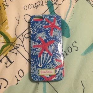 Lilly Pulitzer She She Shells iPhone 5/5s case